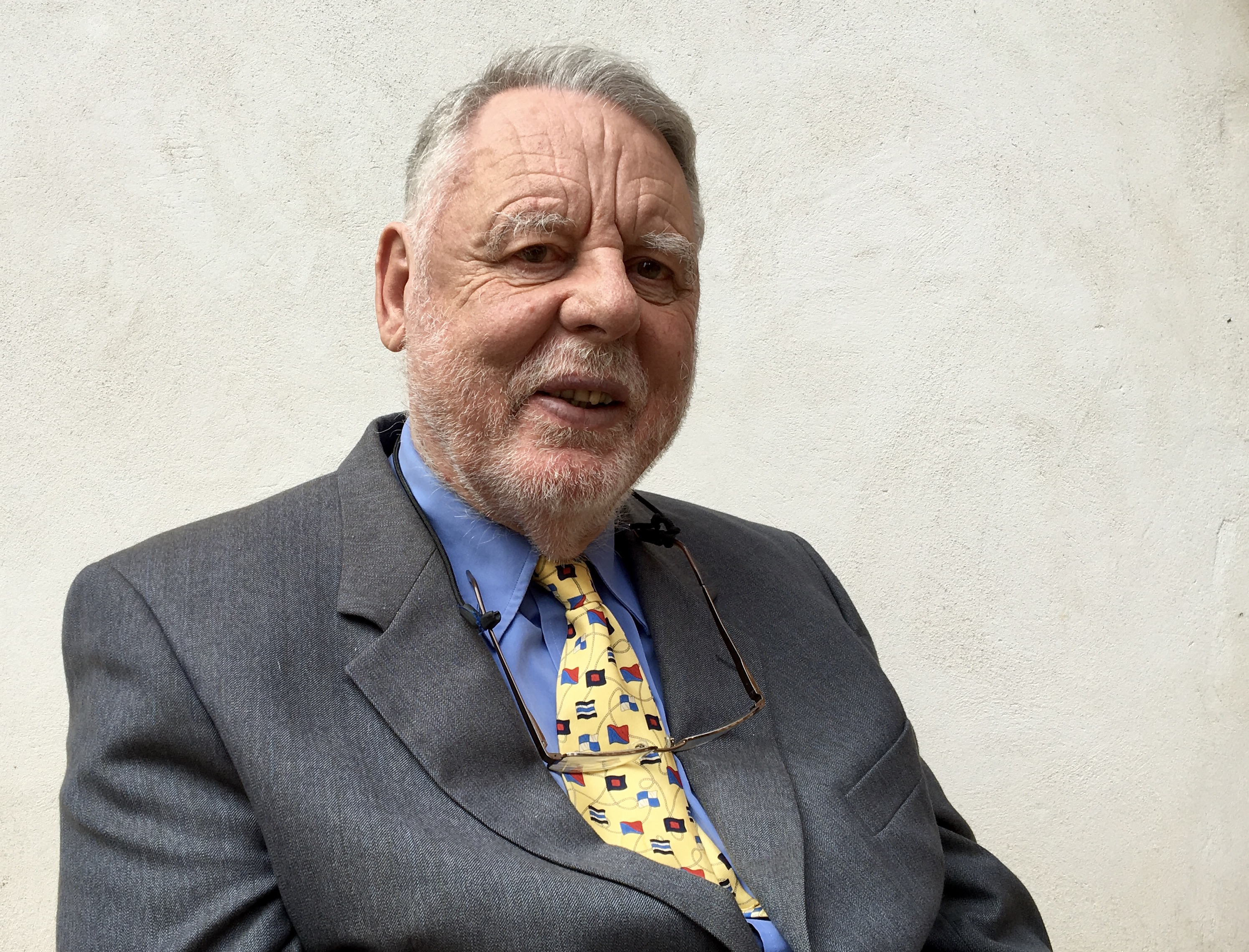 The Poetry Of Terry Waite
