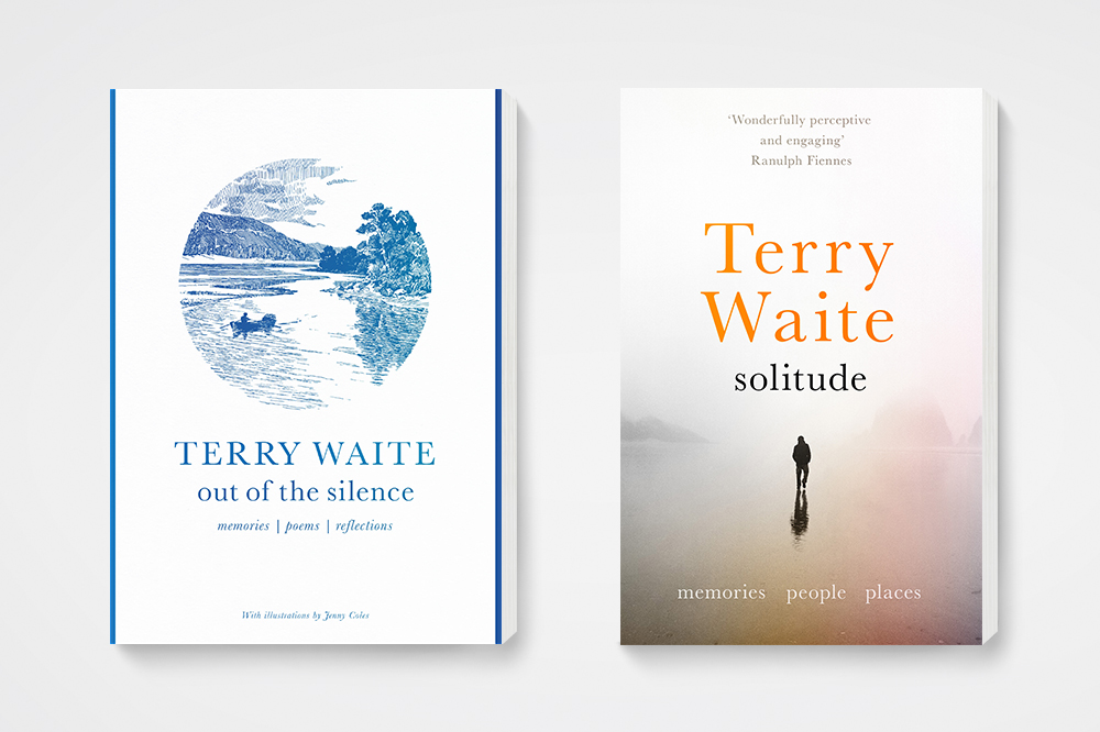 Our Evening With Terry Waite