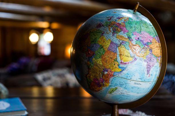 6 books from around the globe