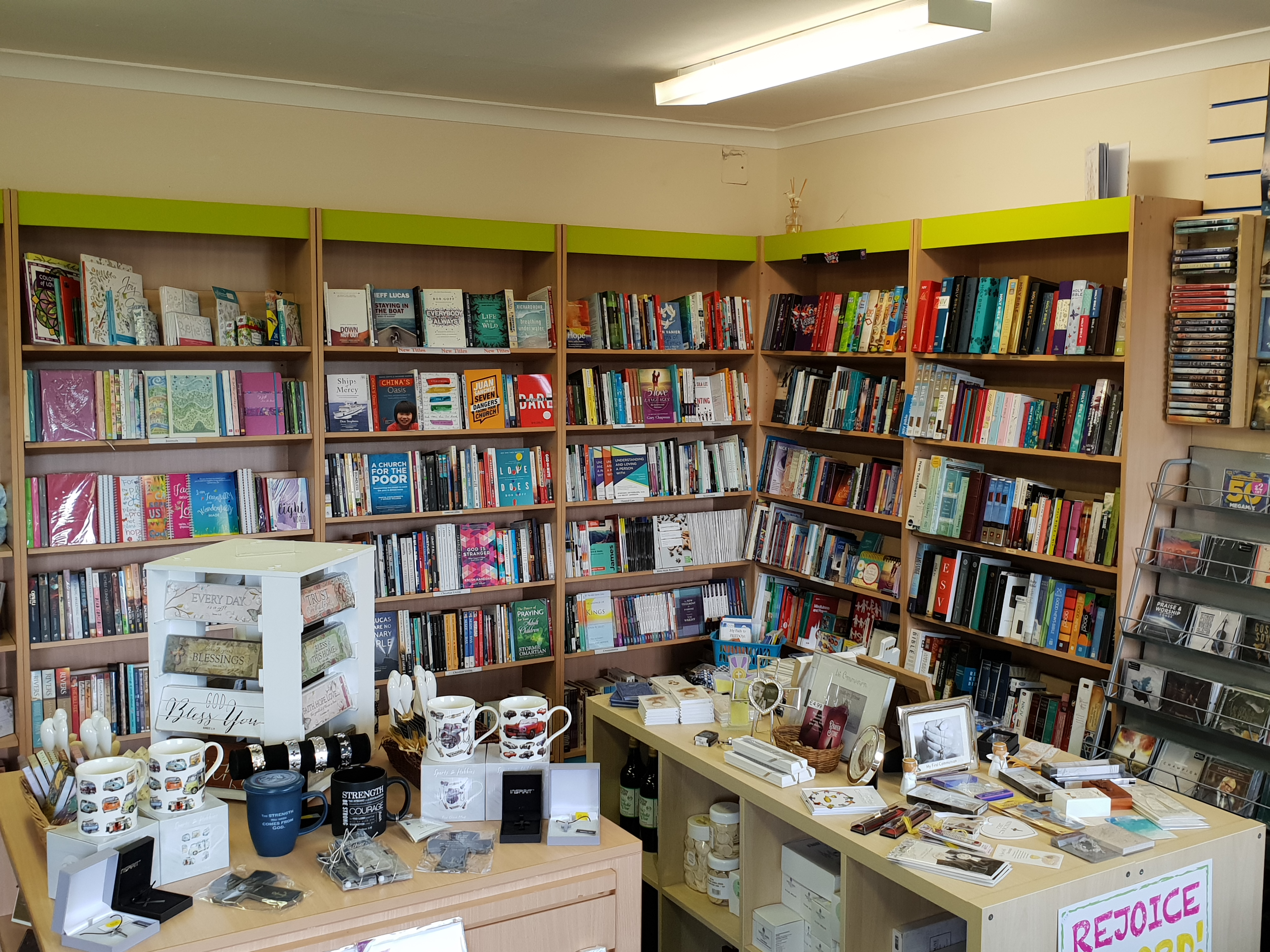 Independent Bookshops: more than just tea and cake