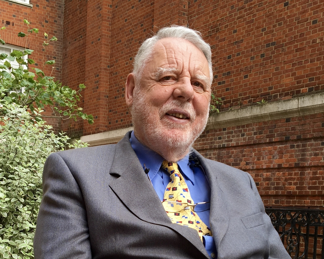 Terry Waite on prison reform and rehabilitation - part 1