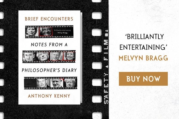 Brief Encounters by Anthony Kenny