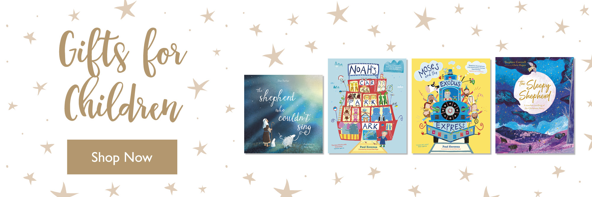 SPCK Christmas Gifts for Children