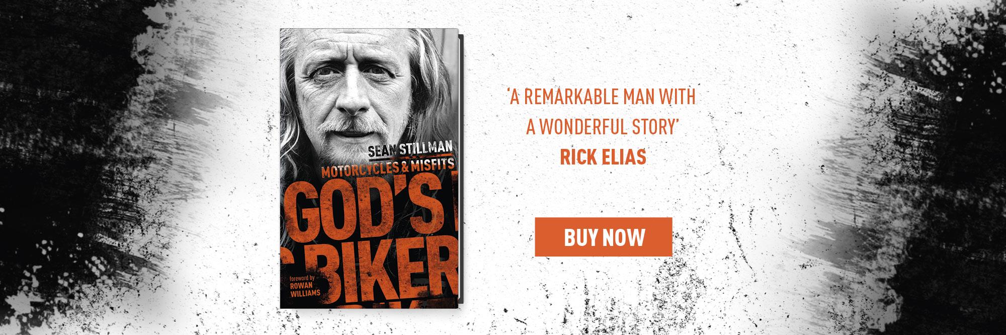God's Biker by Sean Stillman