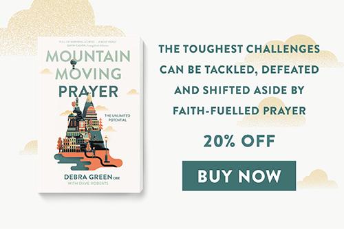 Mountain Moving Prayer