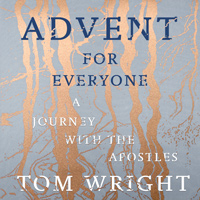 Advent for Everyone Audiobook
