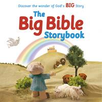 Big Bible Storybook Audiobook