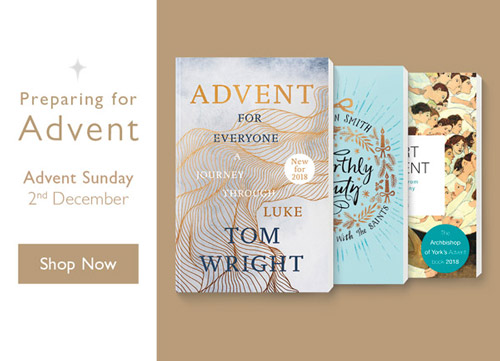 Advent Books from SPCK