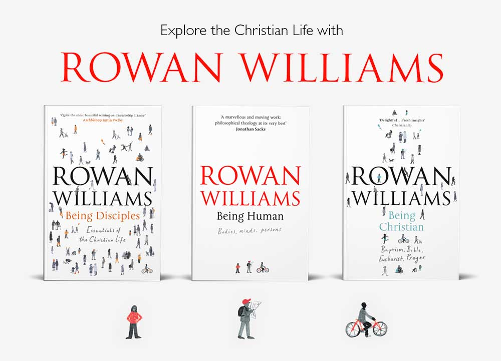 Explore books by Rowan Williams