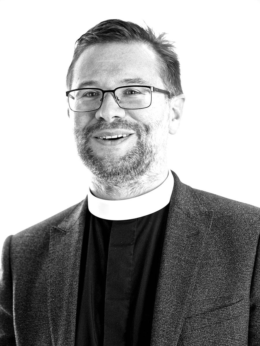 The Rev Stephen Tudway