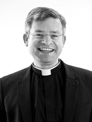 The Very Revd Canon Niall Sloane