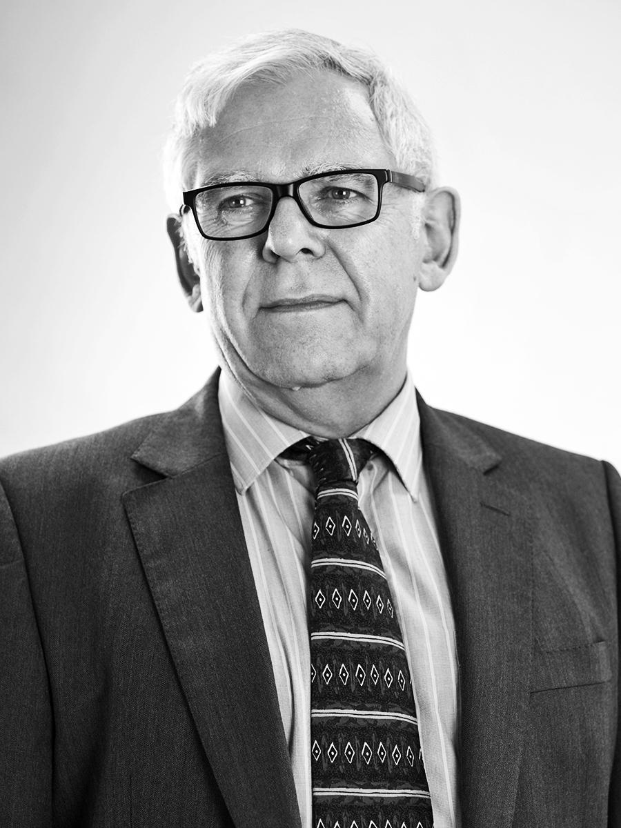Michael Brackpool, Finance Director